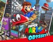 Super Mario Odyssey: News