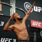 EA SPORTS UFC 3: Mighty Mouse Weighin