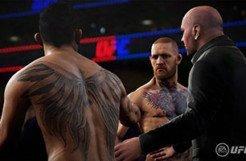 EA SPORTS UFC 3: Cover