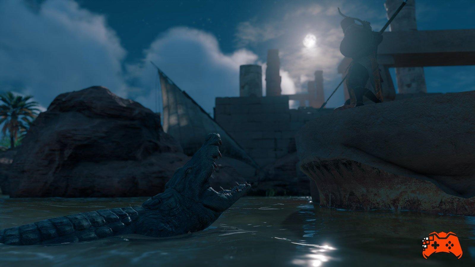 Assassins Creed: Origins - Screenshot