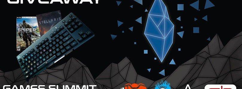 Games Summit Hagenberg: Giveaway