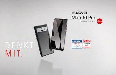 Huawei: Mate10 Pro - News