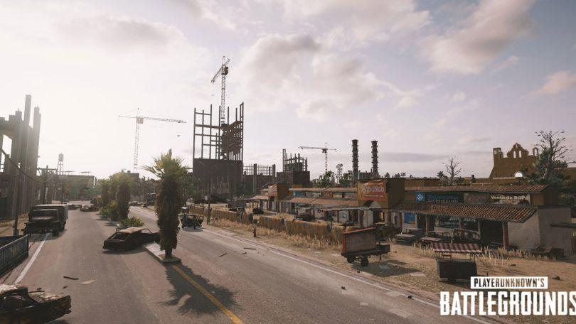 PlayerUnknown's Battlegrounds: Wüste - Screenshot