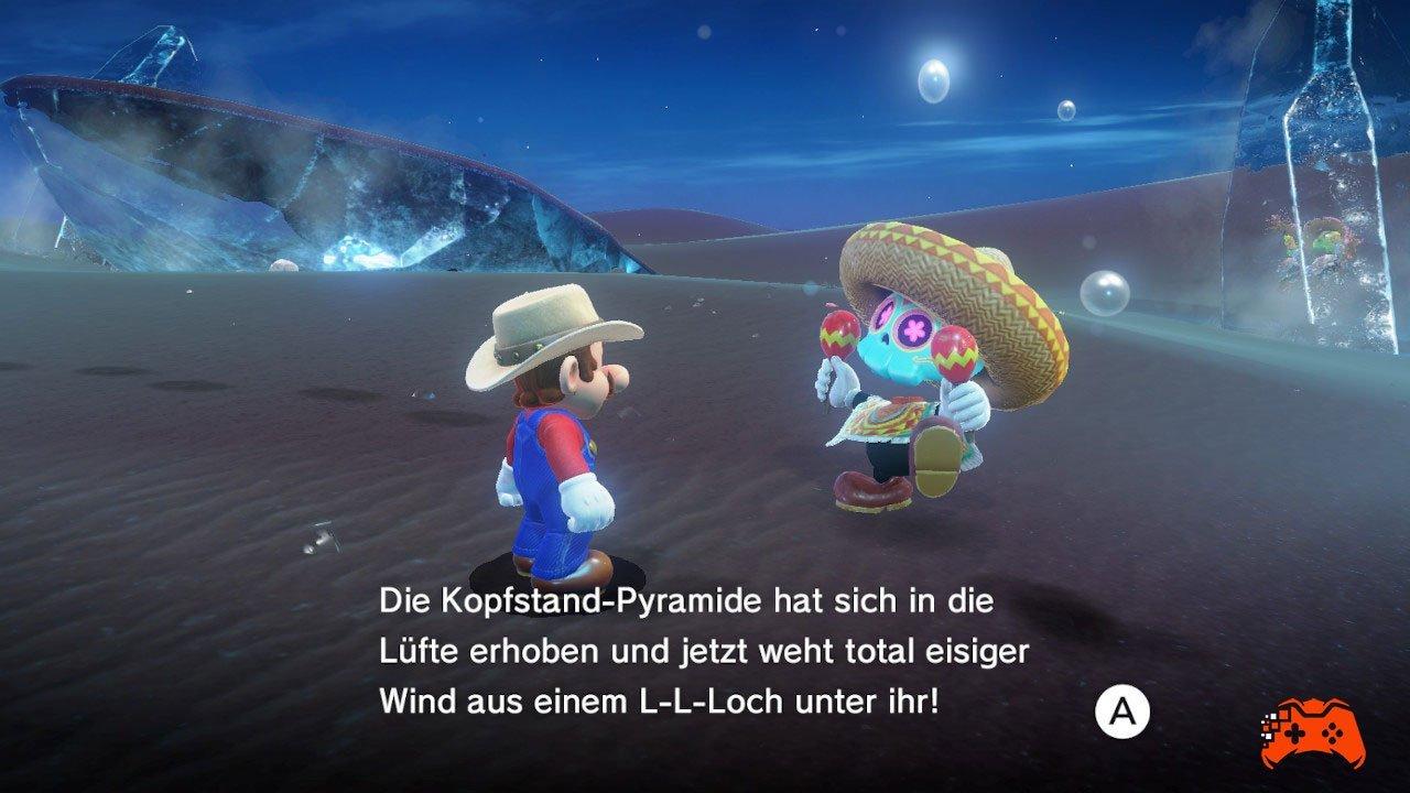 Super Mario Odyssey: Screenshot
