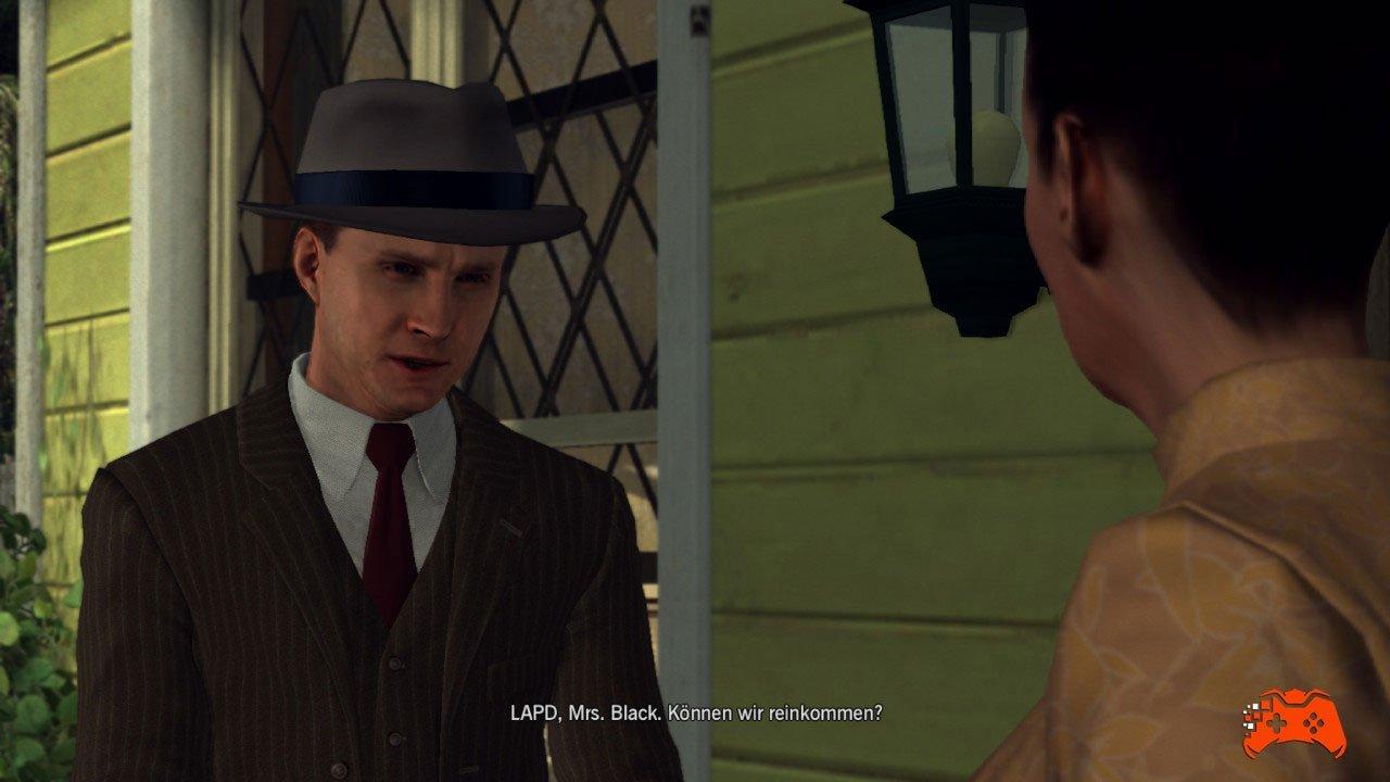 L.A. Noire: Screenshot