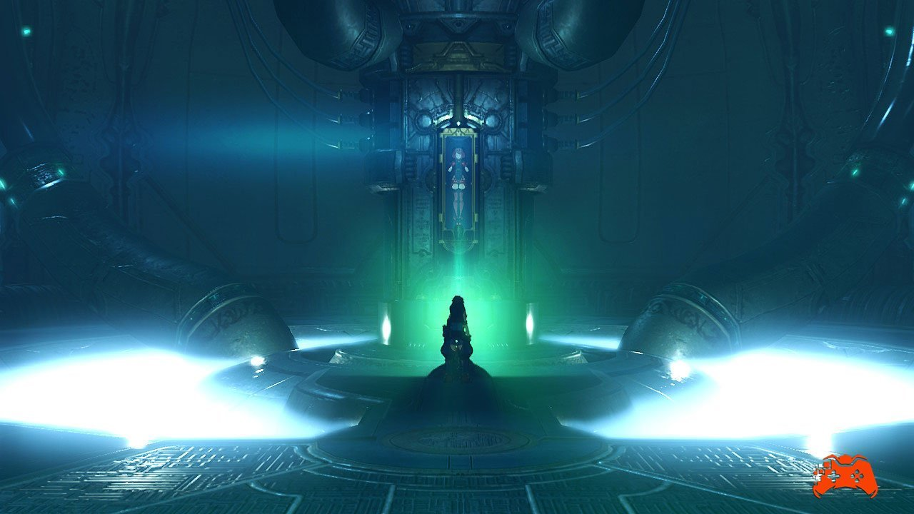 Xenoblade Chronicles 2: Screenshot
