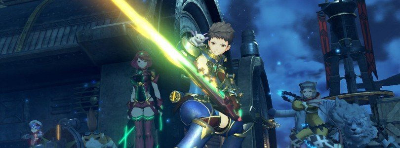 Xenoblade Chronicles 2: Screenshot