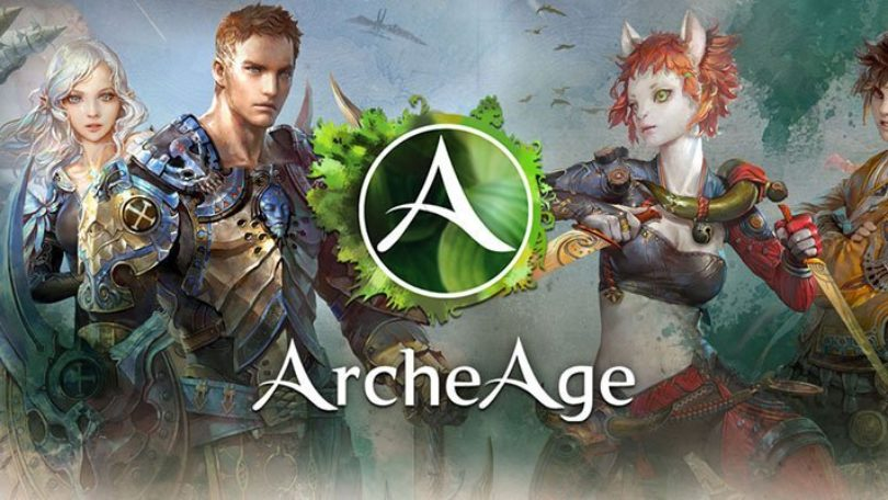 Archeage: Logo