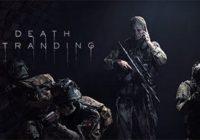 Death Stranding: Cover
