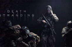 Death Stranding: Cover