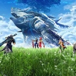 Xenoblade Chronicles 2: Cover
