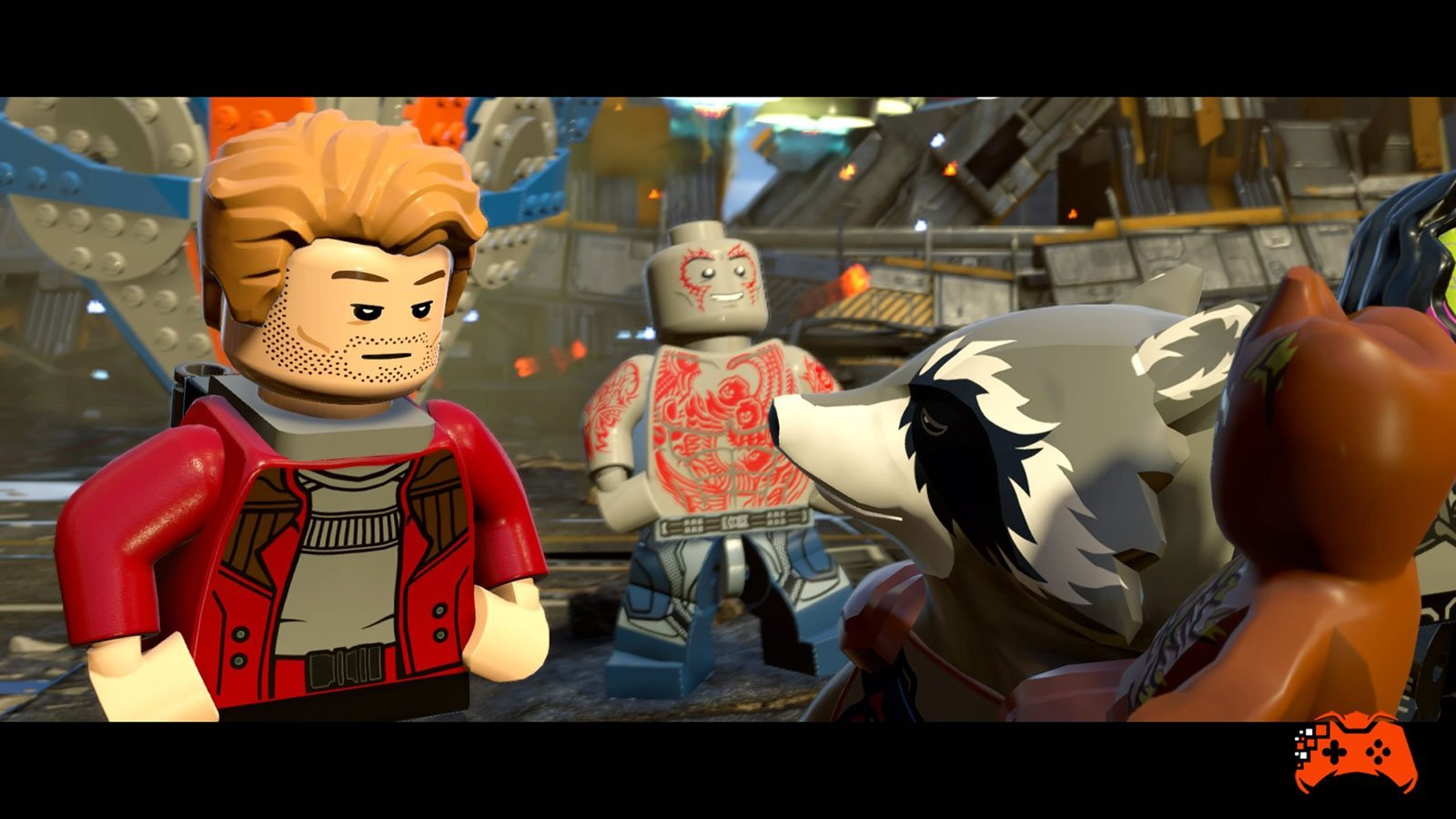 LEGO Marvel Super Heroes 2: Screenshot