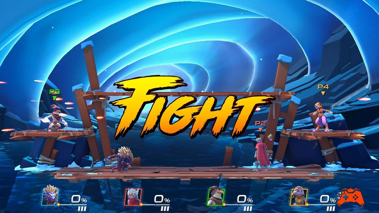 Brawlout: Screenshot