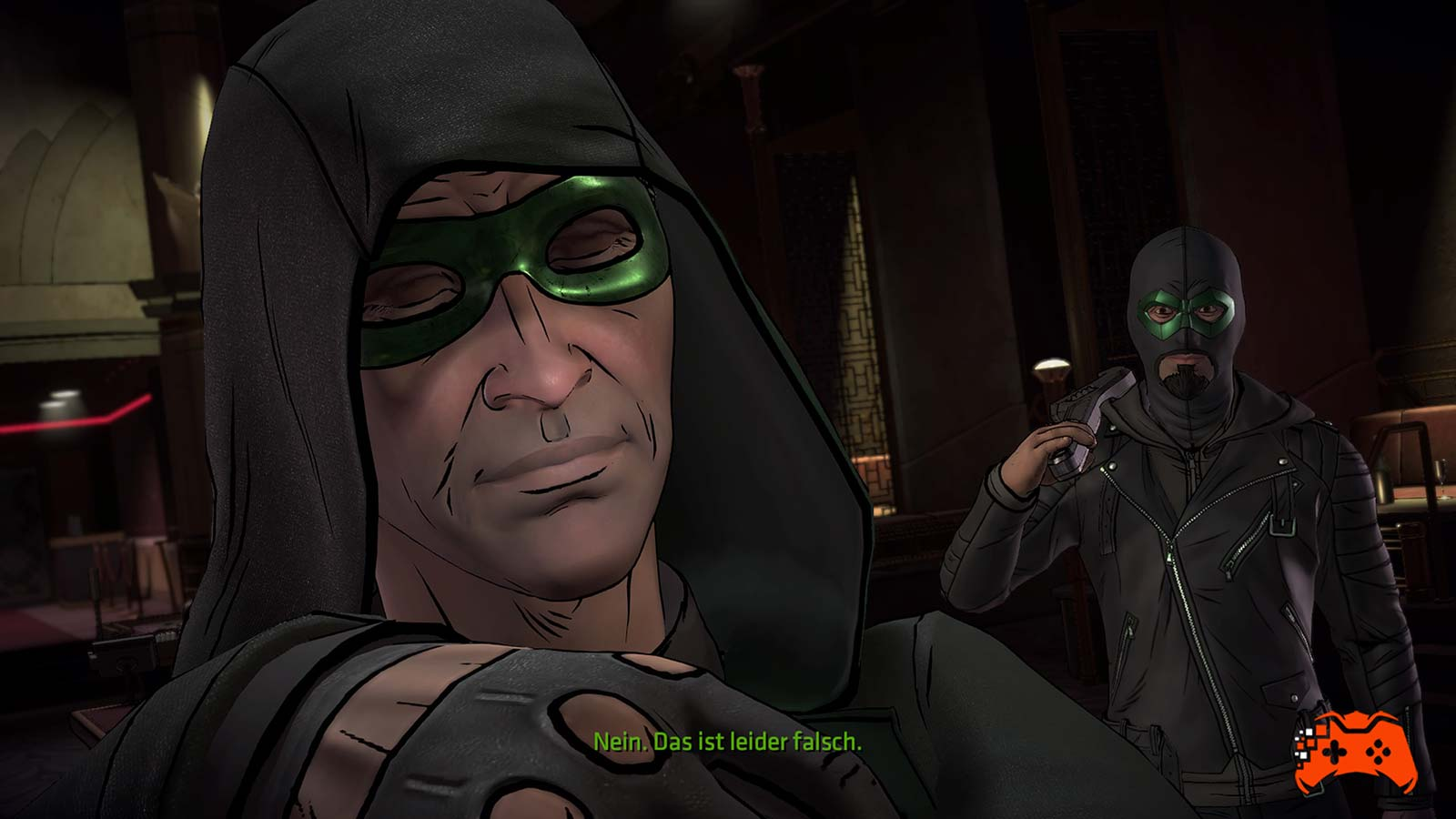 Batman: The Enemy Within - Screenshot