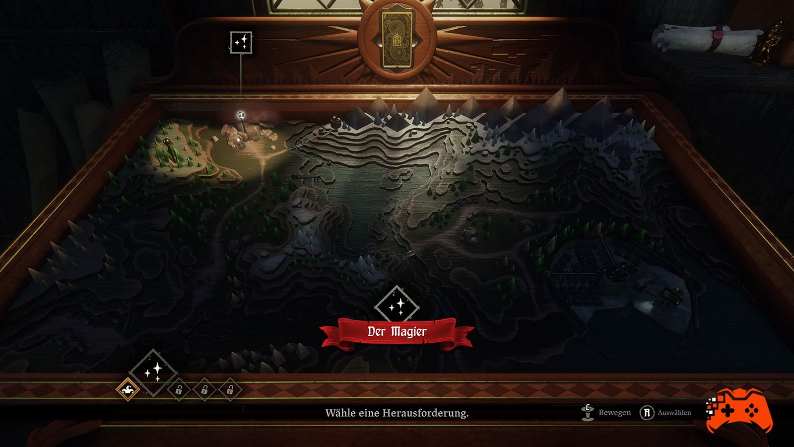 Hand of Fate 2: Screenshot