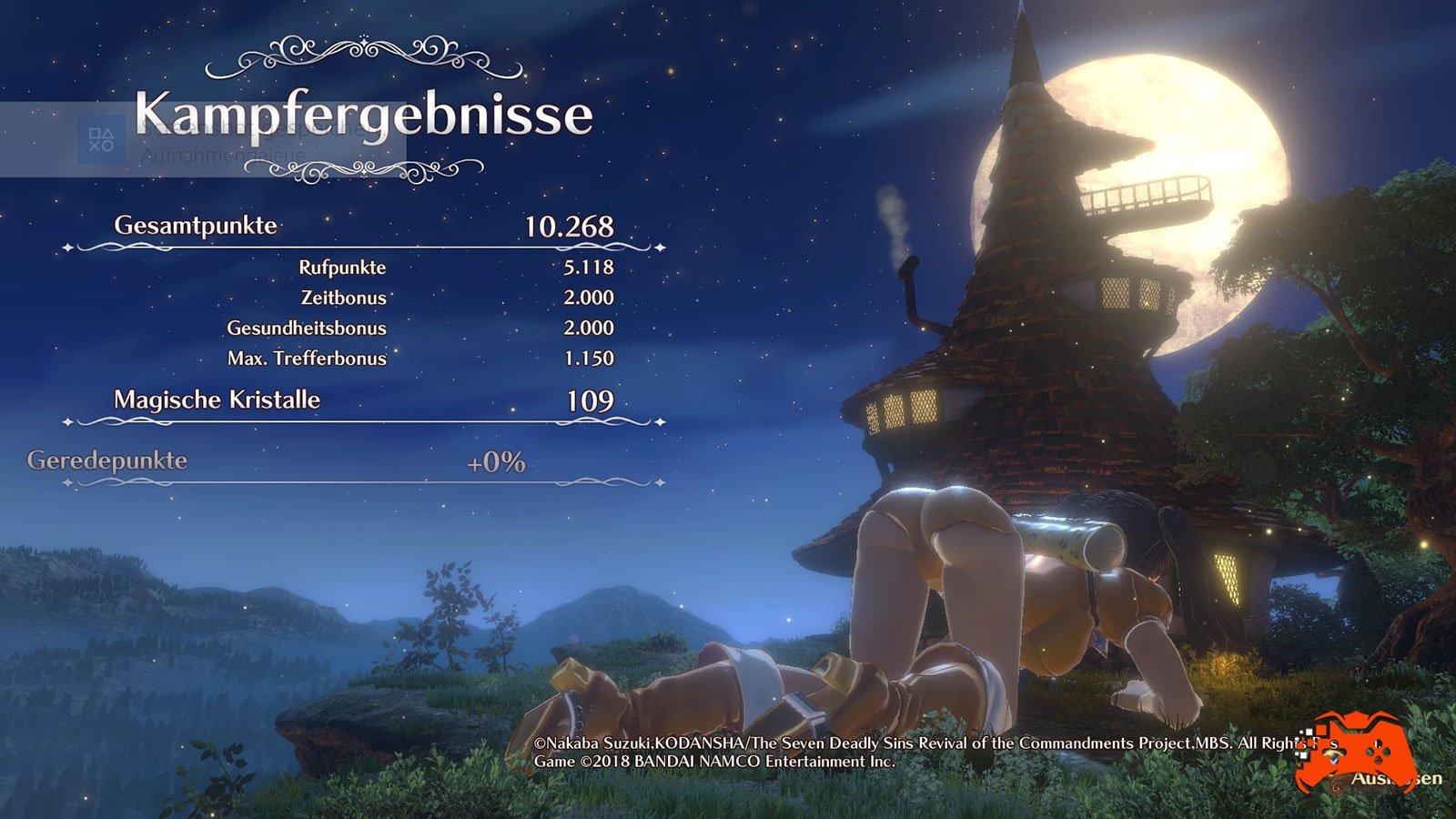 The Seven Deadly Sins: Knights of Britannia - Screenshot
