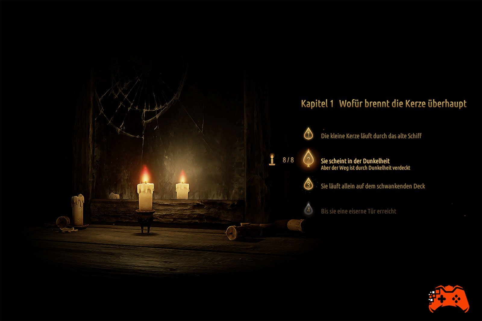 Candleman: The Complete Journey - Screenshot