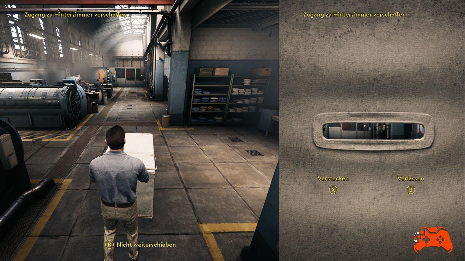 A Way Out: Screenshot