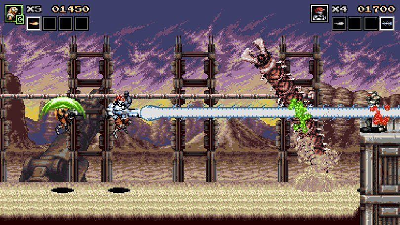 Blazing Chrome: News