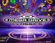 Sega Mega Drive Classics: Keyart