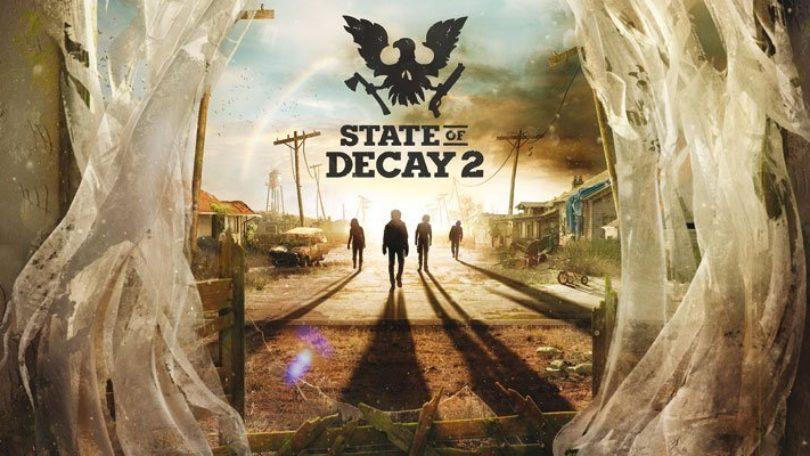 State of Decay 2: Artwork