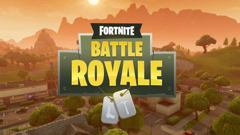 Fortnite: Battle Royale - Logo