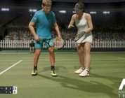 AO International Tennis: Screenshot