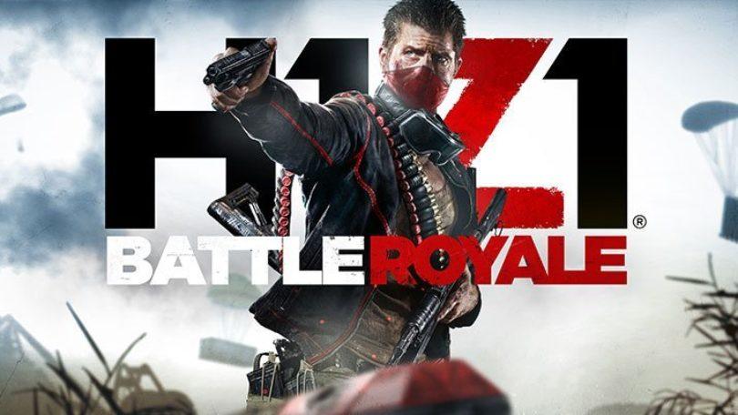 H1Z1: PS4 Keyart