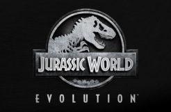 Jurassic World Evolution: Cover