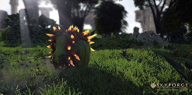 Skyforge: Overgrowth Screenshot