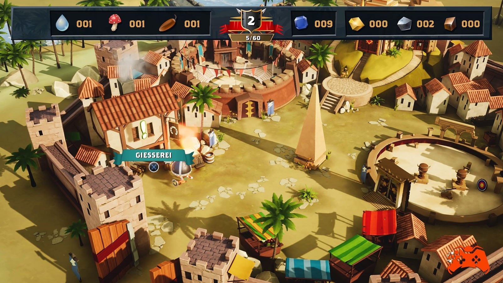 World of Warriors: Screenshot