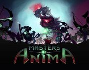 Masters of Anima: Cover