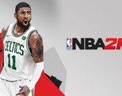 NBA 2K18: Logo
