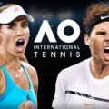AO International Tennis: News