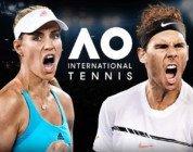 AO International Tennis: News