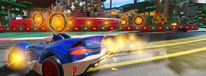 Team Sonic Racing: Screenshot