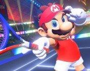Mario Tennis Aces: Screenshot