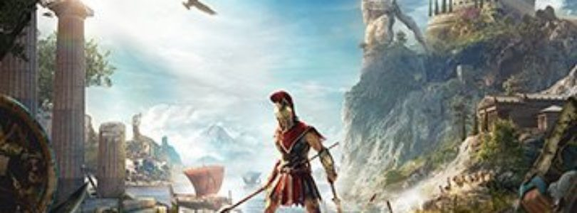 Assassins Creed: Odyssey - Cover