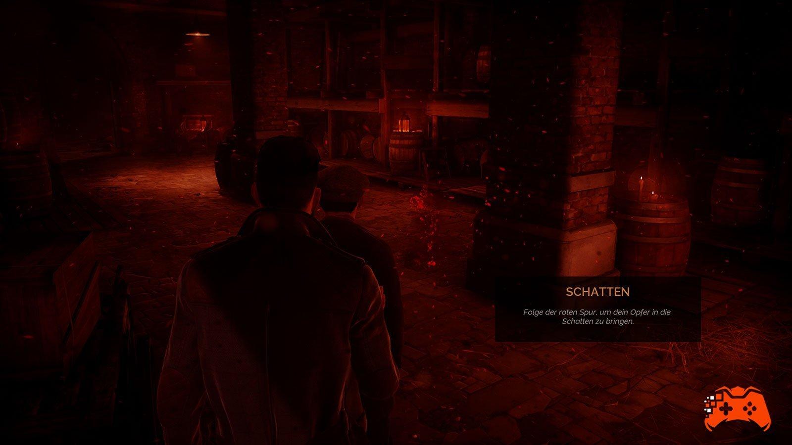 Vampyr: Screenshot