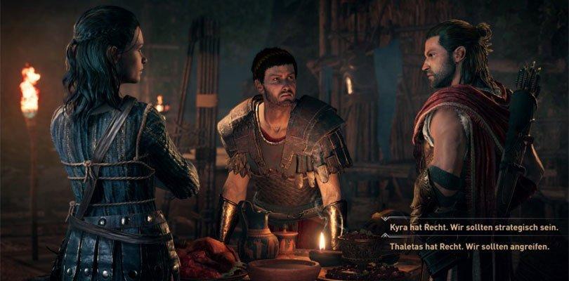 Assassins Creed: Odyssey - News