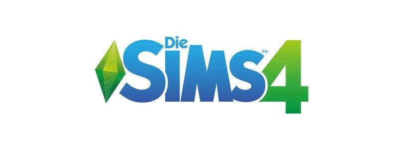 Die Sims 4: Logo