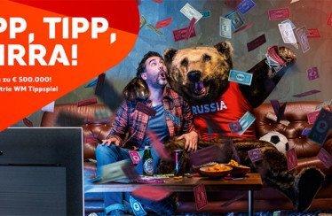 HD Austria: WM Tippspiel