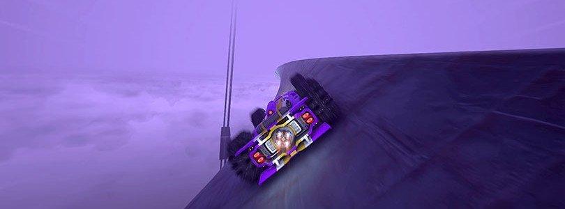GRIP: Combat Racing - Carkour Screenshot