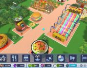 RollerCoasterTycoon Adventures: Screenshot