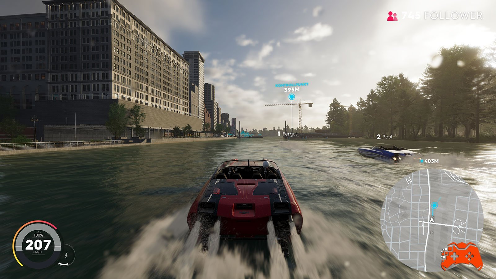 The Crew 2: Screenshot