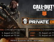 Call of Duty: Black Ops 4 - Beta