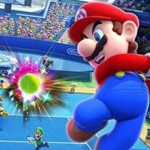 Mario Tennis Aces: Cover
