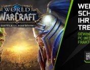 World of Warcraft: Nvidia Gewinnspiel