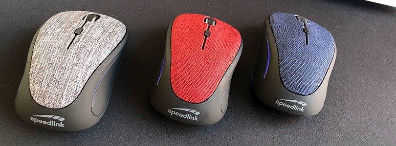 Speedlink: Cius - Textil Maus