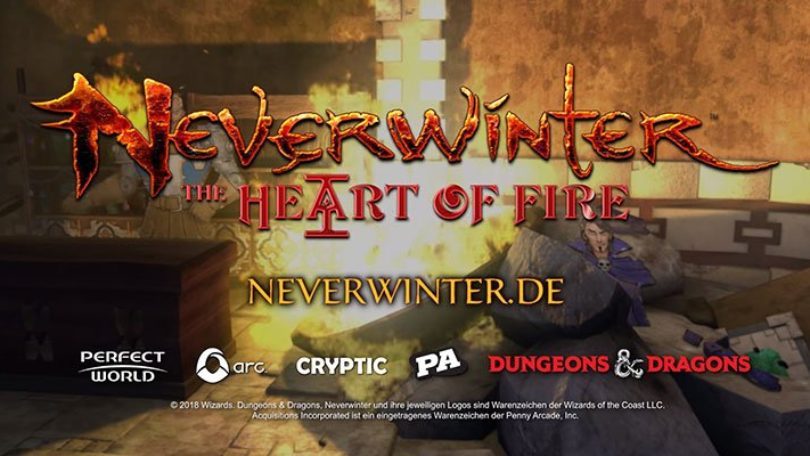 Neverwinter: The Heart of Fire